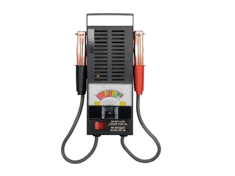 Tester autobatérií YATO YT-8310 analógový