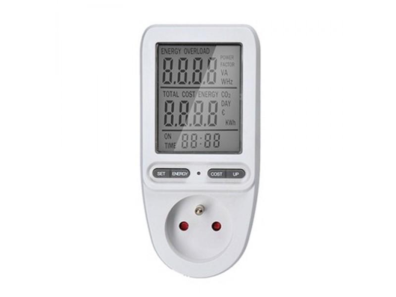 Merač spotreby elektrickej energie SOLIGHT DT27