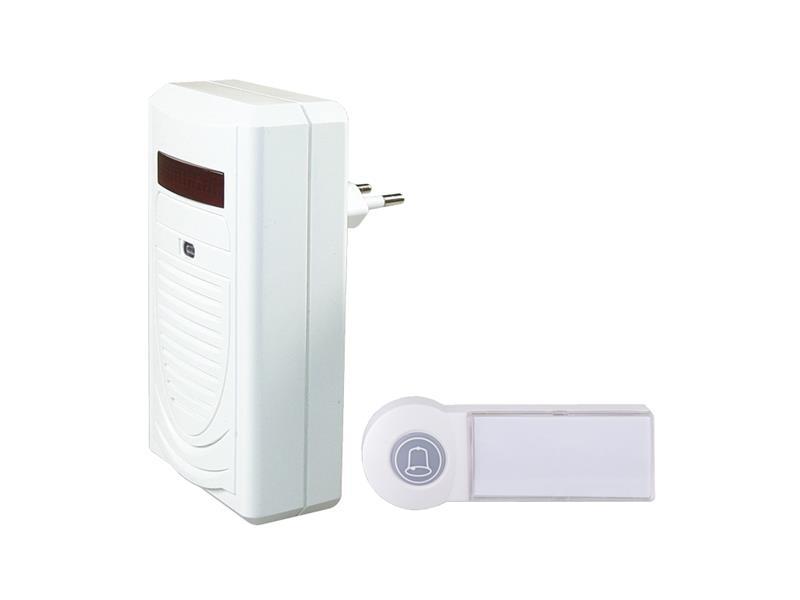 Zvonček bezdrôtový EMOS 98080S