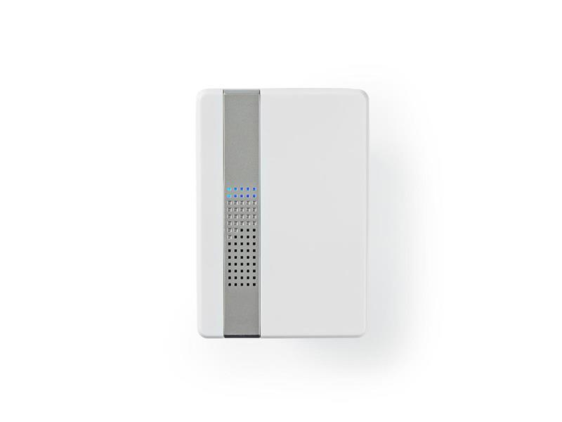 Zvonček bezdrôtový NEDIS DOORB223CWT