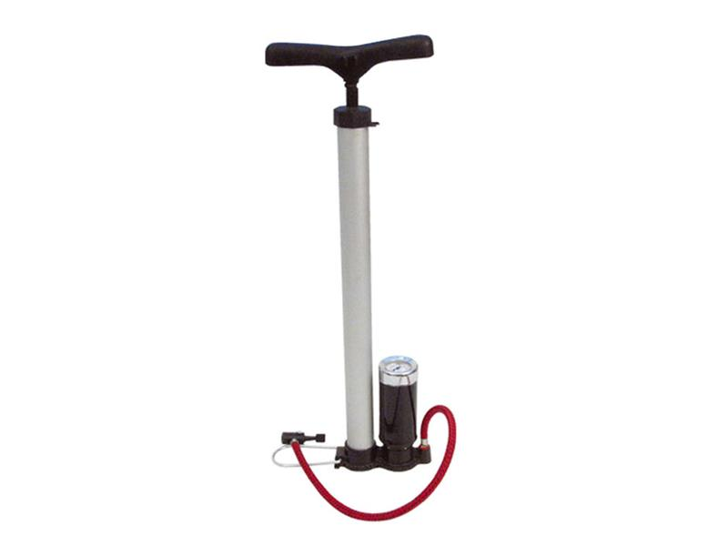 Pumpa na bicykel EXTOL CRAFT 9615 s manometrom