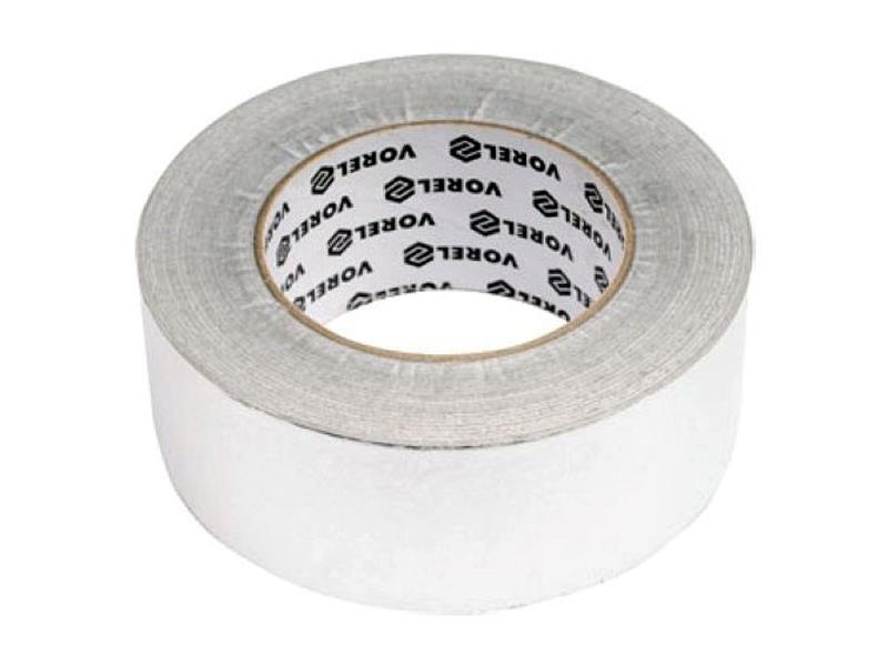 Páska lepiaca VOREL TO-75140 alumíniová 10m