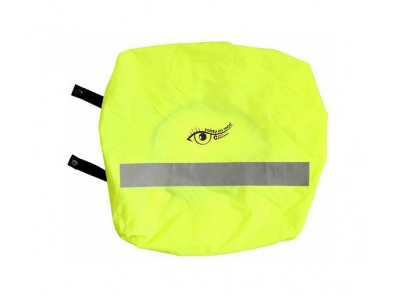 Reflexný poťah batohu/brašny žltý S.O.R. COMPASS 01554