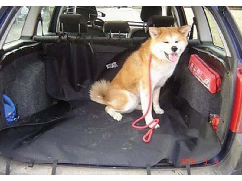 Deka ochranná pre psa COMPASS 27956 do kufora auta