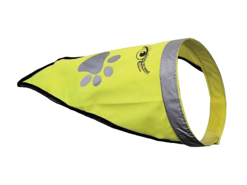 Reflexná vesta pre psa do 15kg S.O.R. COMPASS 01597
