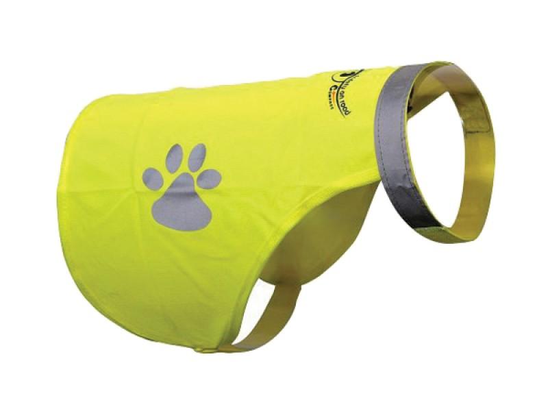 Reflexná vesta pre psa do 20kg S.O.R COMPASS 01598
