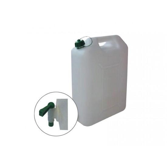 Kanister PVC s kohoutem 20l