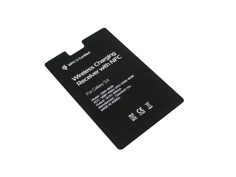 Modul PowerHolic Galaxy S4 štandard pre bezdrôtové nabíjenie