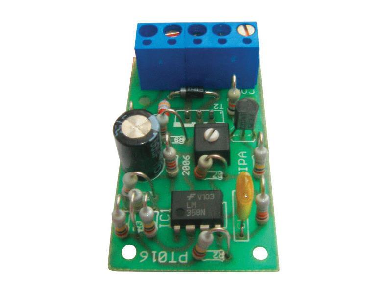 Modul PT016 PWM výkonový regulátor do 15A