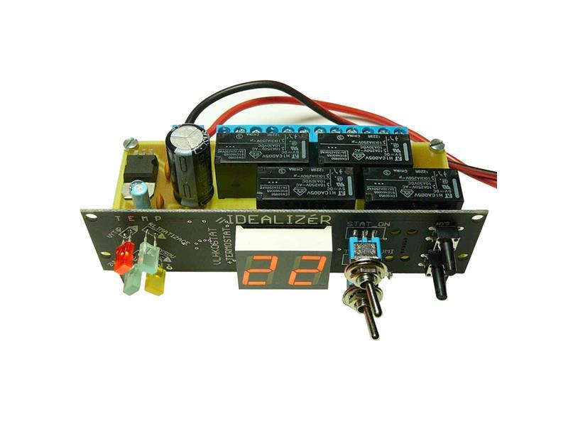 Modul PT057 IDEALIZÉR = vlhkostat + termostat