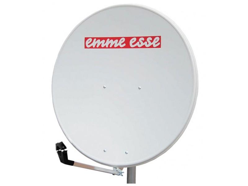 Satelitný parabola 125AL Emme Esse biela - Nadrozměrné zboží - nutno domluvit dopravu telefonicky -