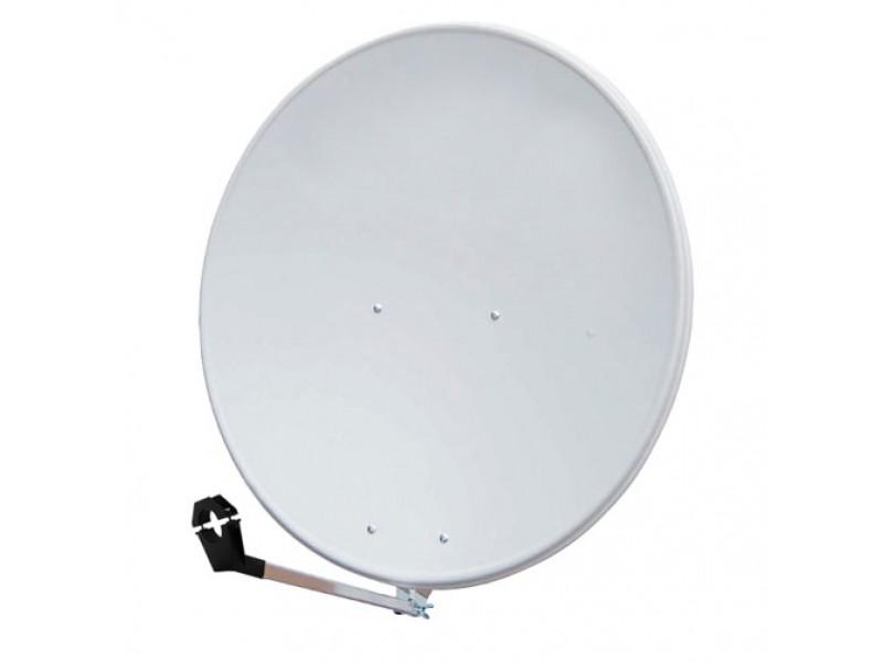 Satelitný parabola 80AL Emme Esse biela