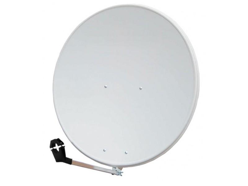 Satelitný parabola 80FE Emme Esse biela