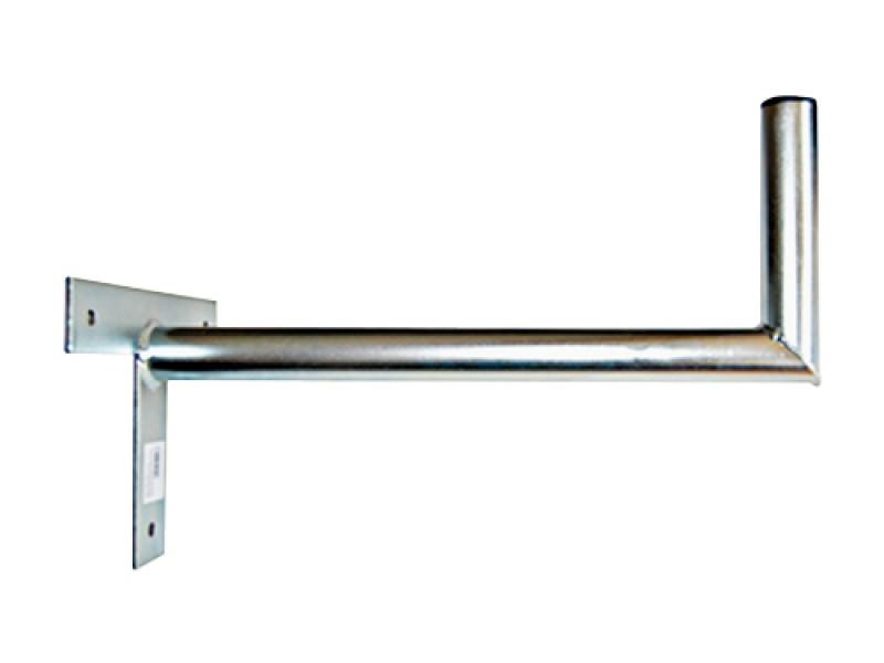 Anténny držiak 50 na stenu priemer 42mm výška 16cm