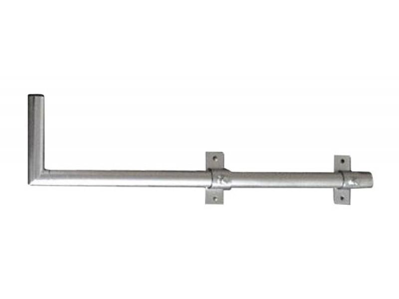 Anténny držiak 120 na balkón-na stenu priemer 42mm žiar.