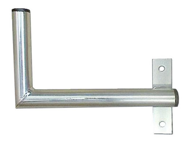Konzola k oknu 25 pravá priemer 28mm výška 9cm