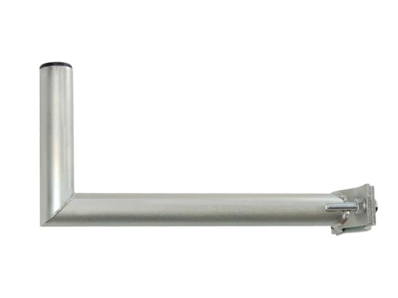 Anténny držiak 50 na stožiar s vlnkou priemer 42mm výška 16cm